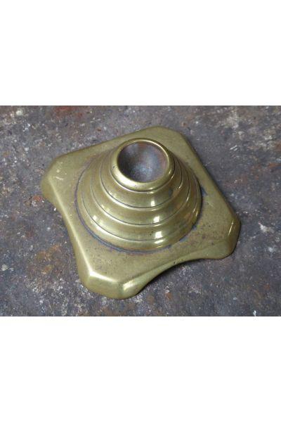 Il supporto per utensili camino (ottone)