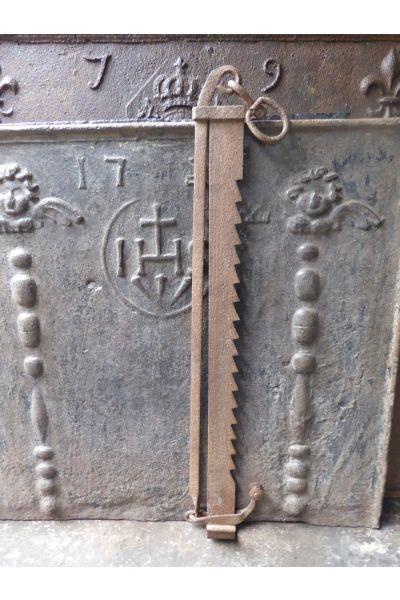 Cremagliera Siglo 18