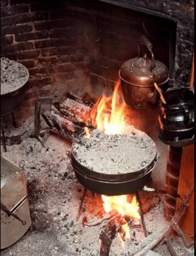 Cucinare con il Dutch Oven