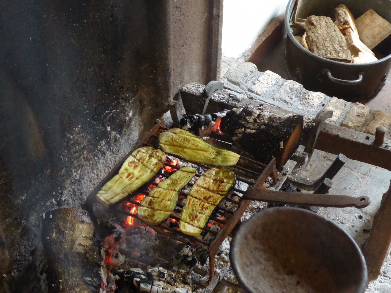 Cucinare zucchini con la graticola
