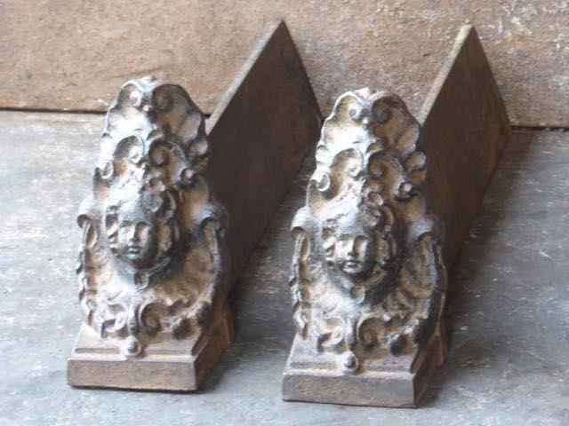 Lodewijk 14 haardbokken