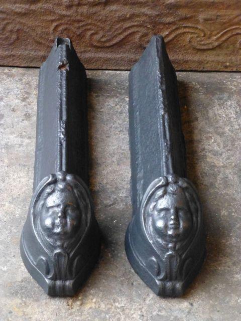Lodewijk XV vuurbokken